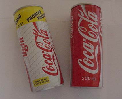 Coca Cola Dosen Japan Deutschland 250ml