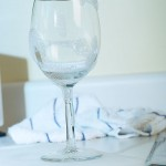 Trübe gläser reinigen