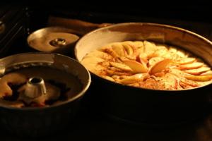 kuchen-im-ofen
