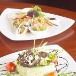 menue und speisen