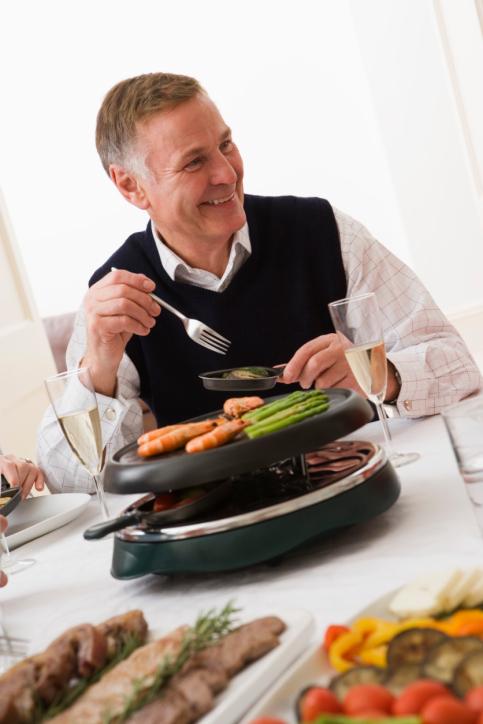 raclette grillen